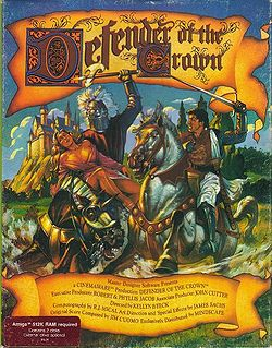 Defender of the crown : un oldies médiéval jouable gratuitement.