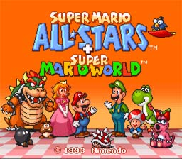 Super_Mario_Allstars_Plus_Super_Mario_World_SNES_ScreenShot1