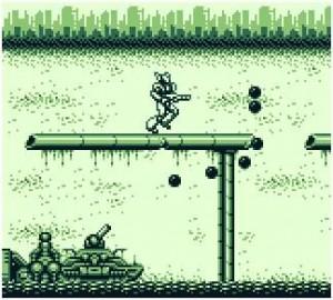 Probotector (Game Boy)5