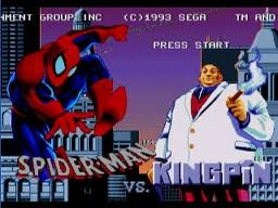 spider man mega cd