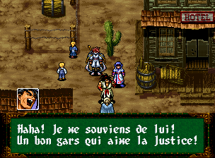 Samuraï Shodown RPG traduit en français