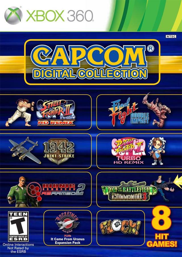 Les compilations de la 360 Capcom-compilation-Xbox-360