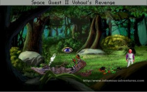 Space quest II Remake