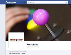 Facebook retrotaku