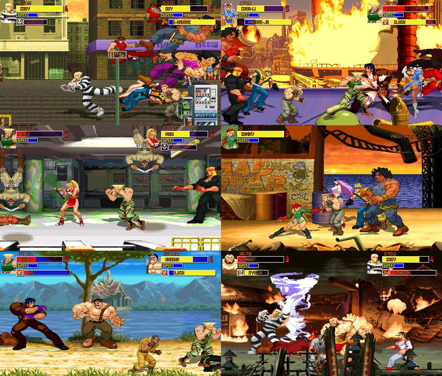 Final Fight Alpha Preview 2[9]