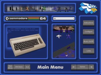 commodore 64 browser