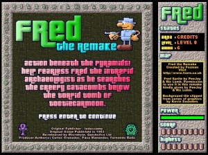 fred remake