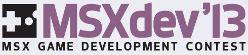 MSX dev 2013