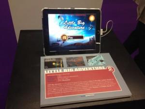 LBA tablette