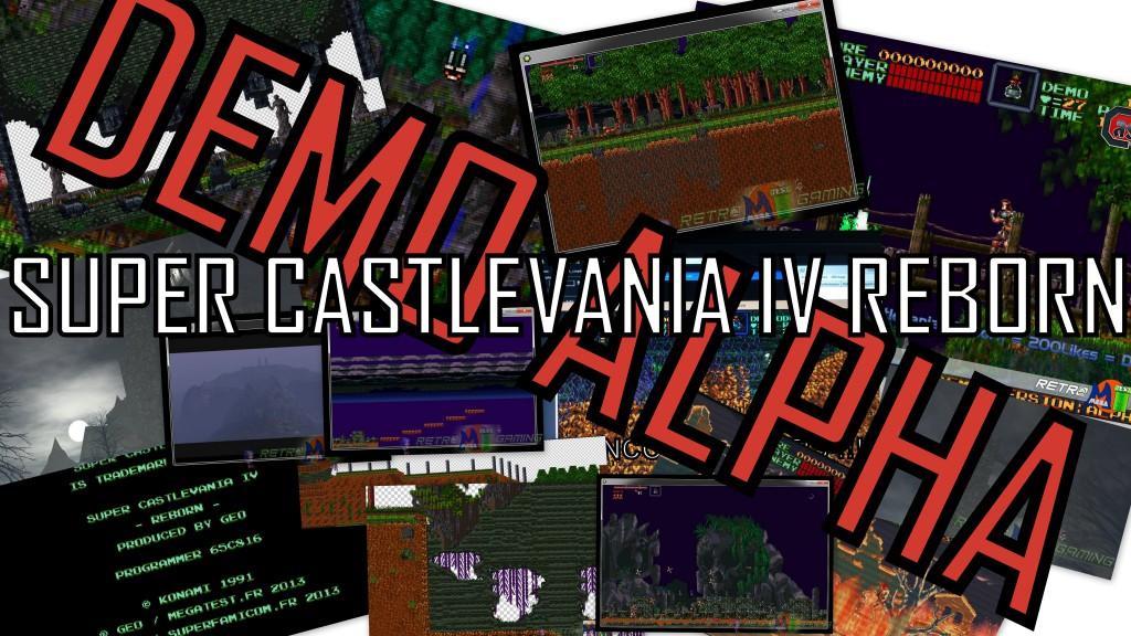 super castlevania reborn