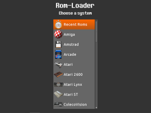 romloader_mainmenu