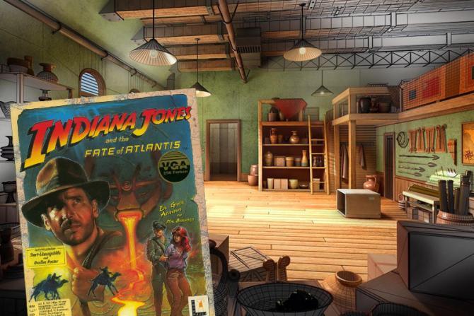 Indiana Jones Remake