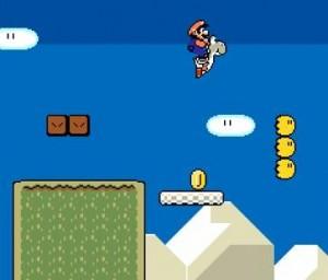 Super Mario World MSX2