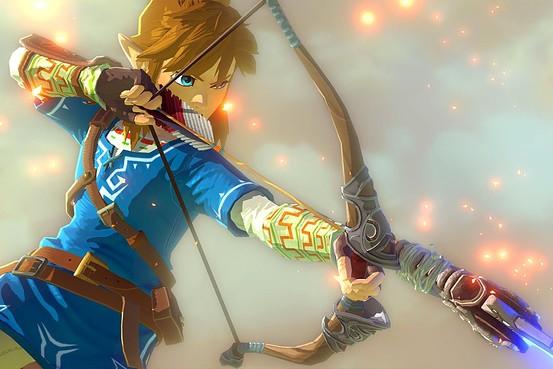 """""""The Legend of Zelda"""" pour Nintendo. Associated Press/Nintendo"""