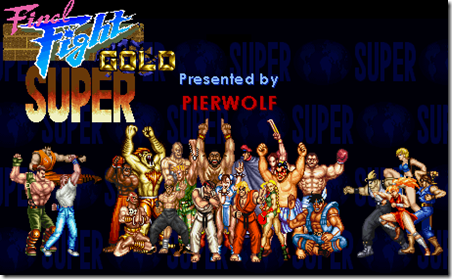 Super Final Fight Gold