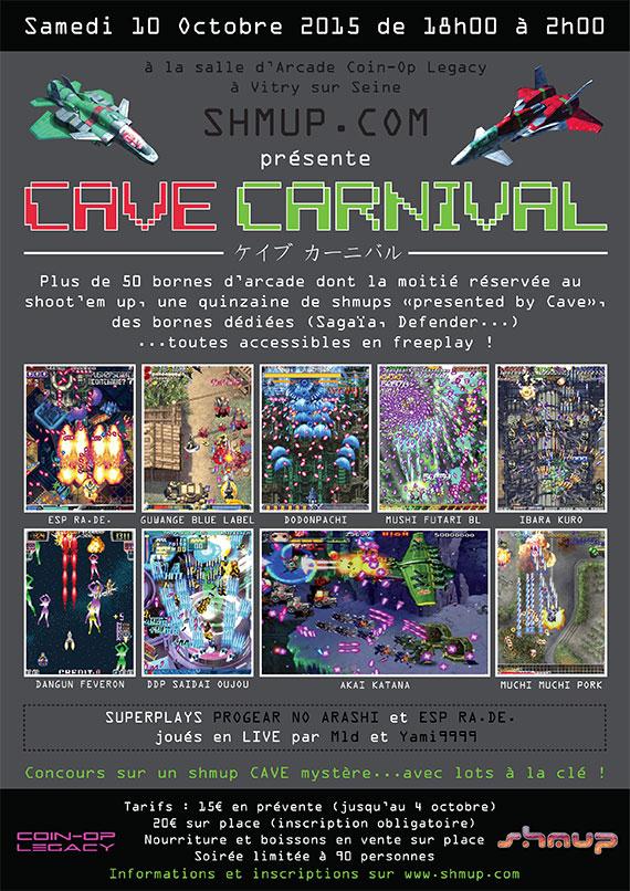 cave carnival shmup