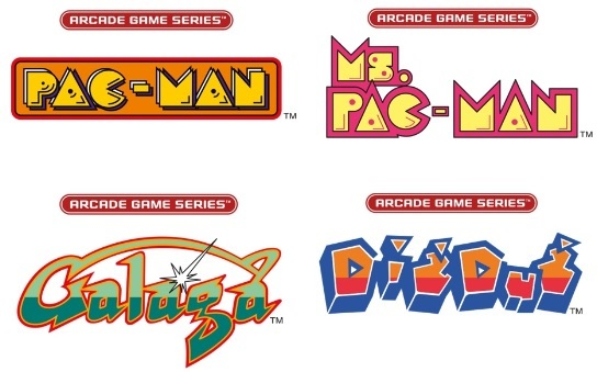 arcade-game-series Namco