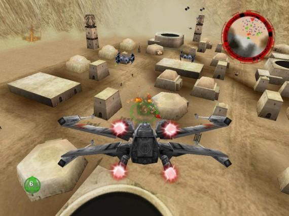 rogue squadron HD