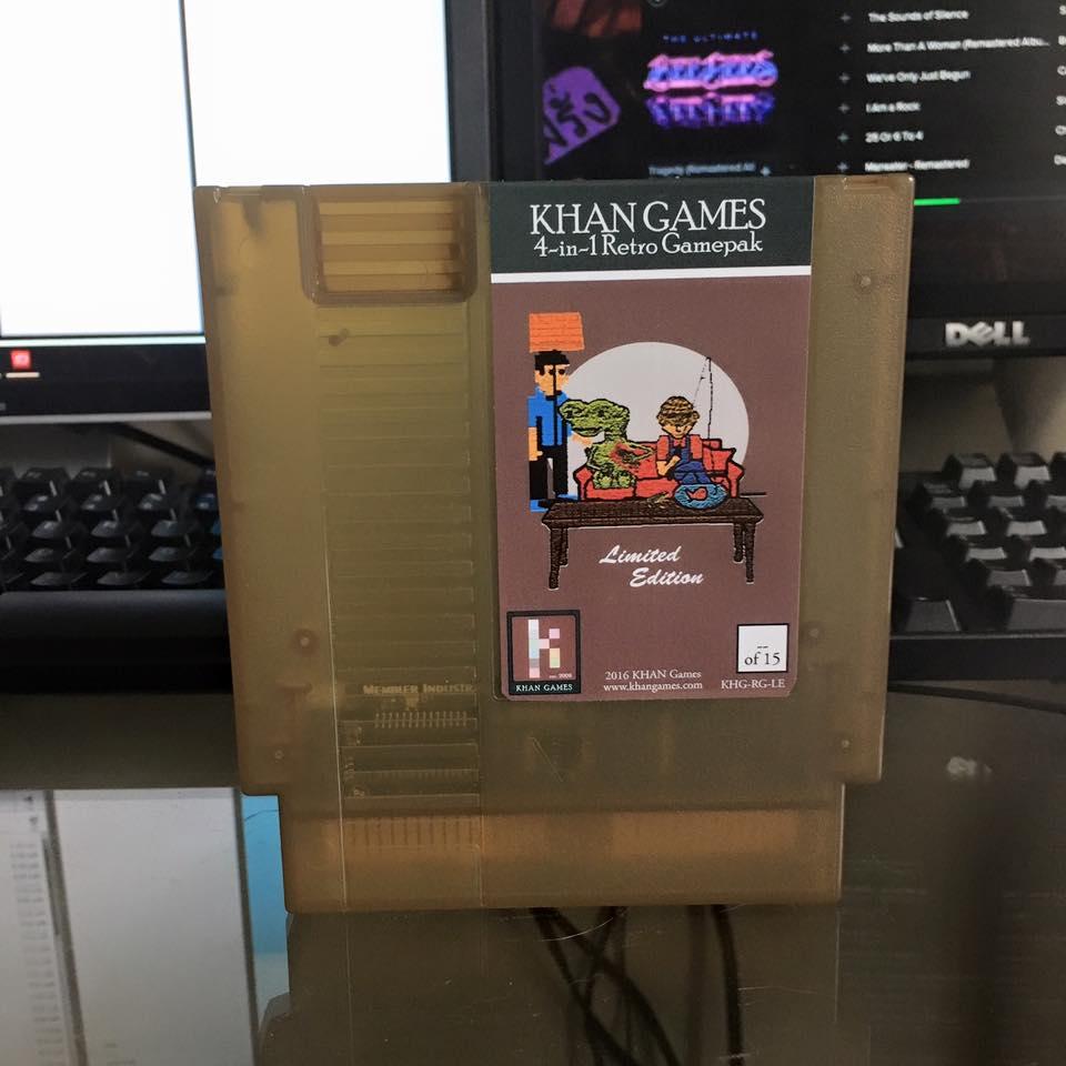 KHAN games compilation