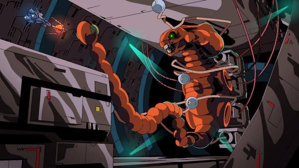 L'anime sur R-Type créé par un fan dispo dans sa version complète