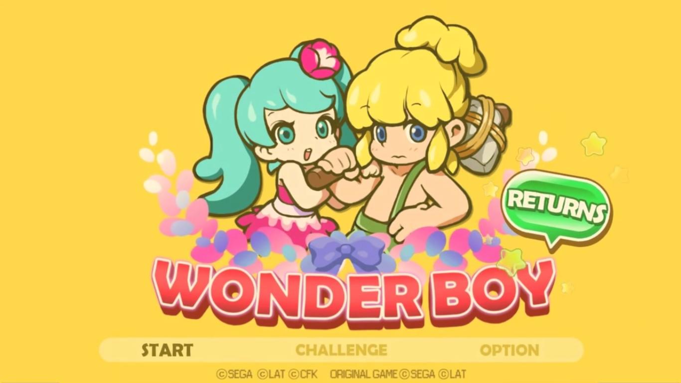 Wonder Boys Return en cours de préparation